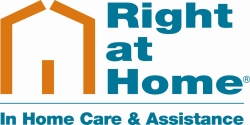 Right at Home In Home Care & Assistance logo